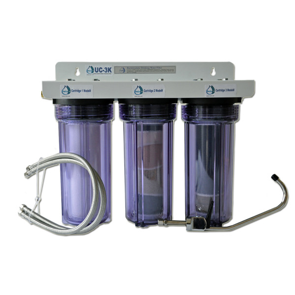 Bathroom Sink Water Filter