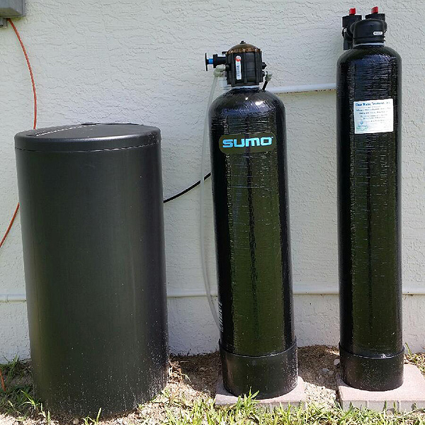 Residential Water Treatment